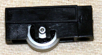 Carriage with Wheel - No Bearing